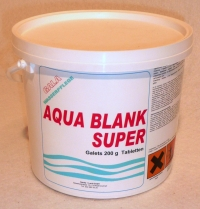 AQUA BLANK SUPER PLUS TABLETTEN, À 200G